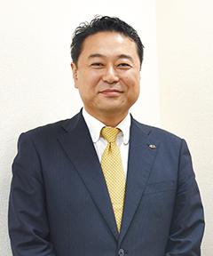鈴木謙三社長