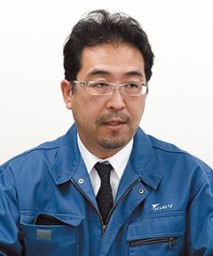 加藤 勝 部長