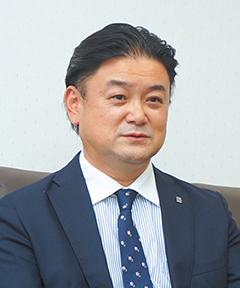 井上 毅社長