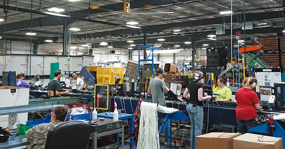 USA工場