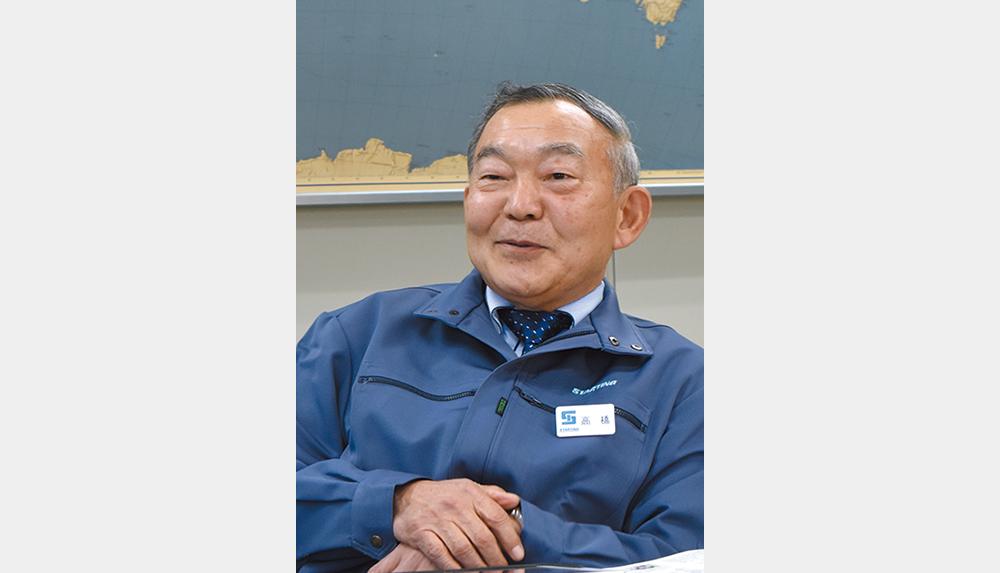 高橋隆雄社長