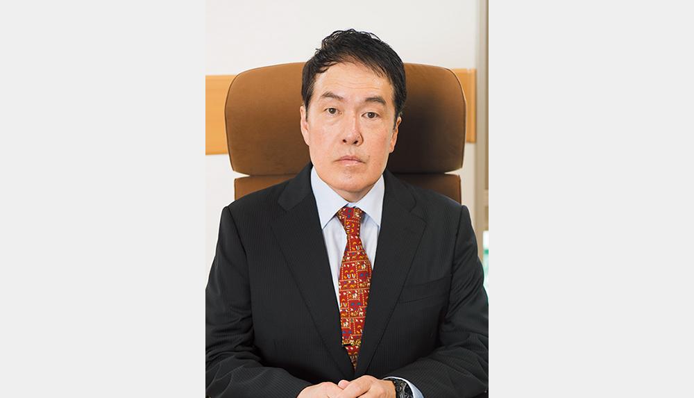 川合清隆社長