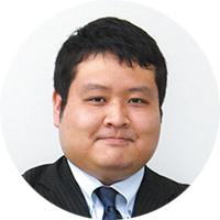 業務第一部 部長代理 会田孝広