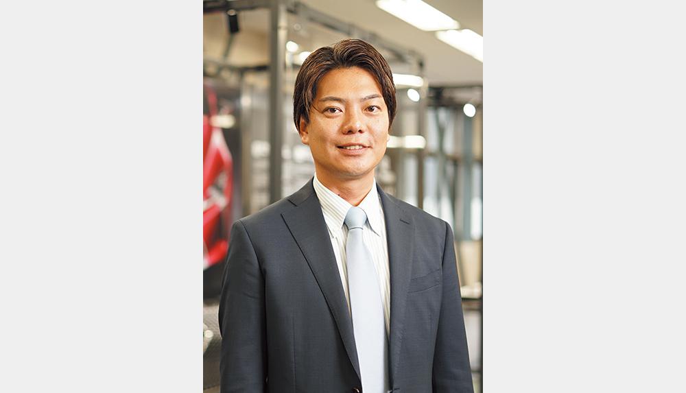 黒栁貴宏社長