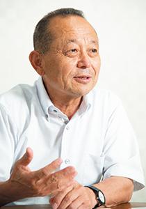 山梨から日本の農業を救うことが「国土、環境、人」を守ることに つながるという。