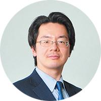 業務第五部 部長代理 稲村 亮