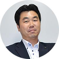 業務第三部  上席部長代理 チームリーダー 飯田越史