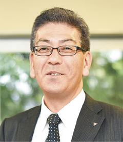 吉澤宏泰社長