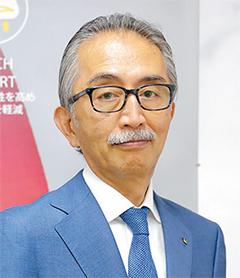 村井 隆社長