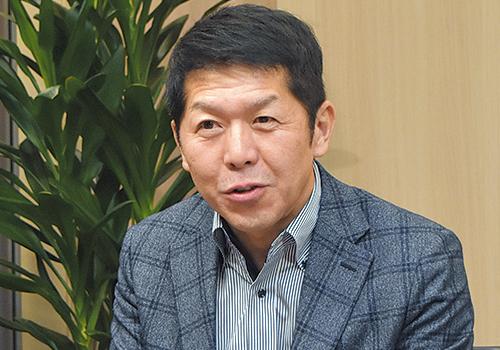 植村健志社長 兼 CEO