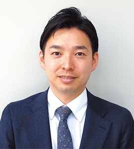 中小企業庁 事業環境部 企画課調査室 調査係長 江場教智