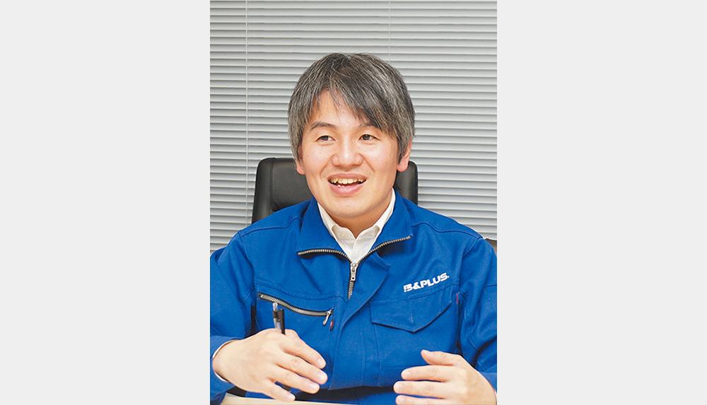 亀田篤志社長