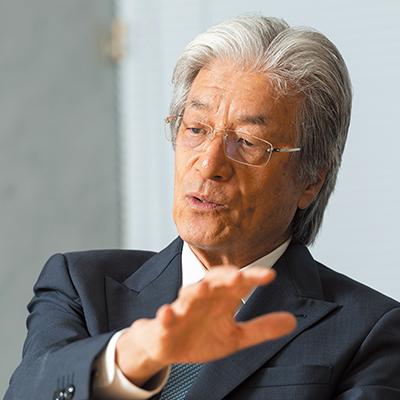上野孝社長