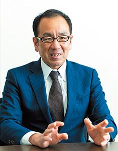 上野光陽社長