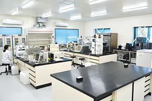 植物エキスの品質を支えながら、常に新たな製品を生み出す研究開発 部門