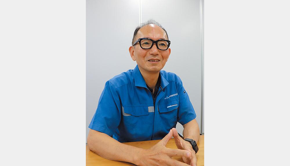 松橋卓司社長