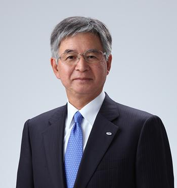 代表取締役社長 望月晴文